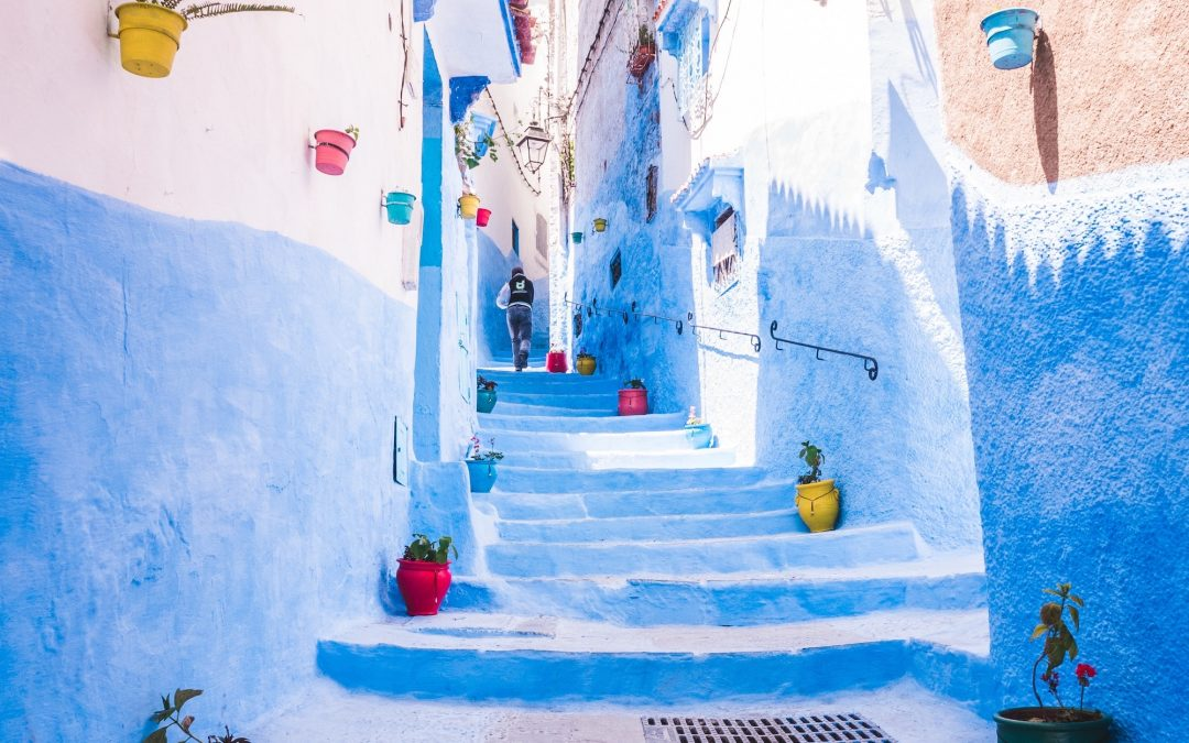Virtual Insider Trips: Morocco for Detroit Young Professionals