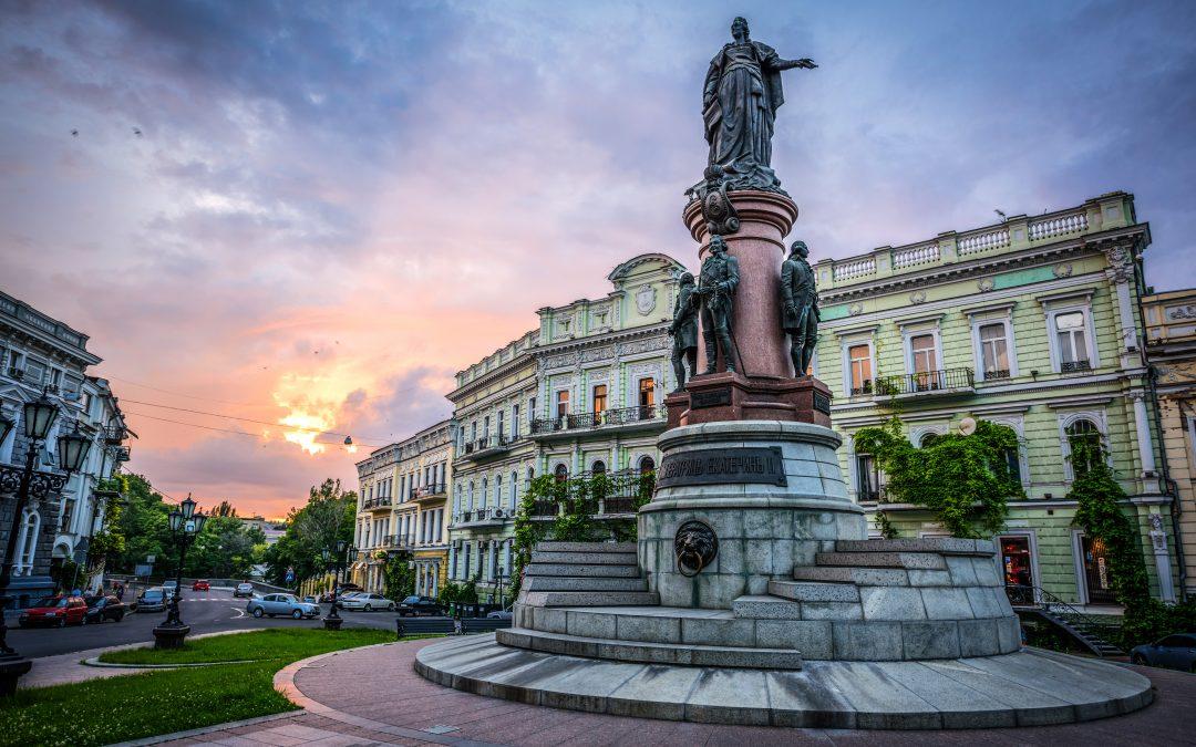 Virtual Insider Trips: Odesa for RSJs