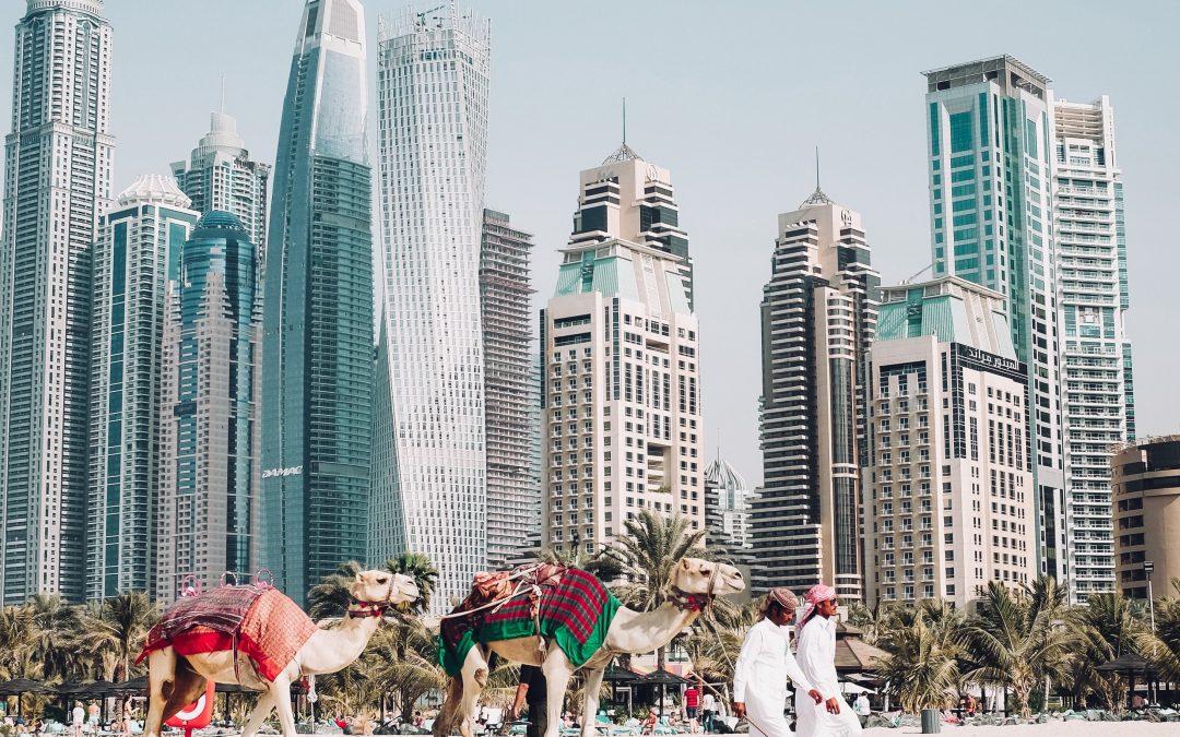 Inside Jewish United Arab Emirates